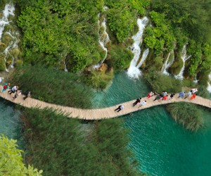 Národní park Plitvická jezera: nejlepší čas na cestu do