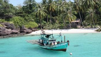Ostrov Phu Quoc (Koh Trol)