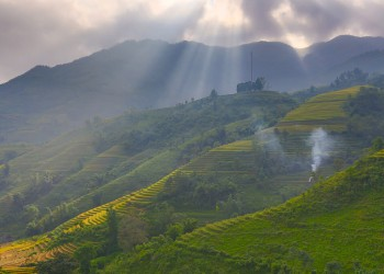 Sapa (North Vietnam)