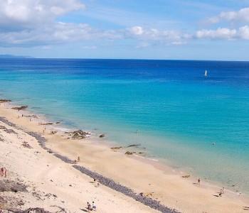 Fuerteventura v březnu