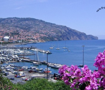 Madeira v březnu