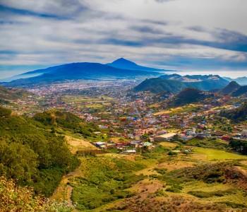 Tenerife v březnu