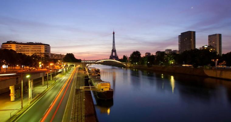 Île-de-France (Pařížský region)